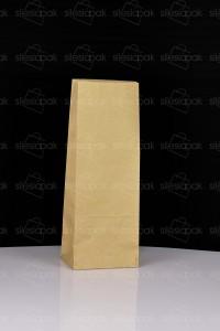 Torby PN torba papierowa klockowa brązowa bez uchwytu