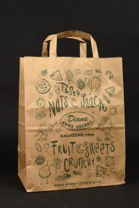 ekologiczna torba z nadrukiem
